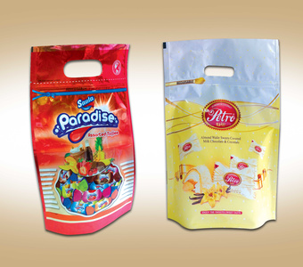 Ready Bags with handle for sweets